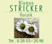 Blumen Stricker