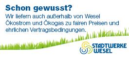 Stadtwerke Wesel
