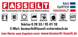Fasselt Baumarkt