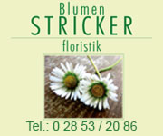 Blumen Stricker