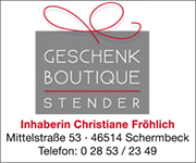 Geschenkboutique Stender